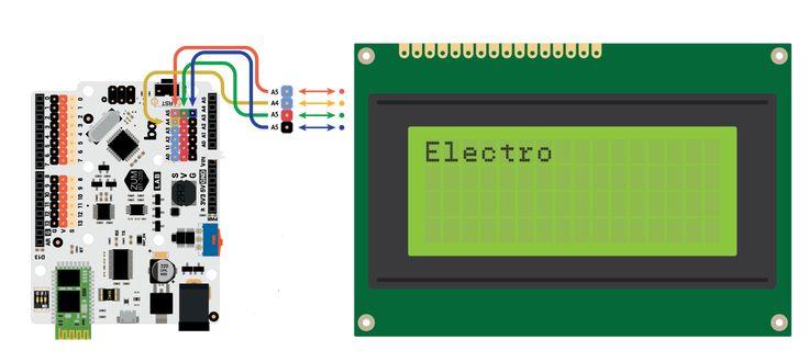Die besten arduino lcd ideen auf pinterest pdf