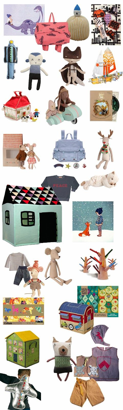 an amazing gift guide for the coolest children's gifts put together for Lattes and Juice by @Ciara Byars Guild