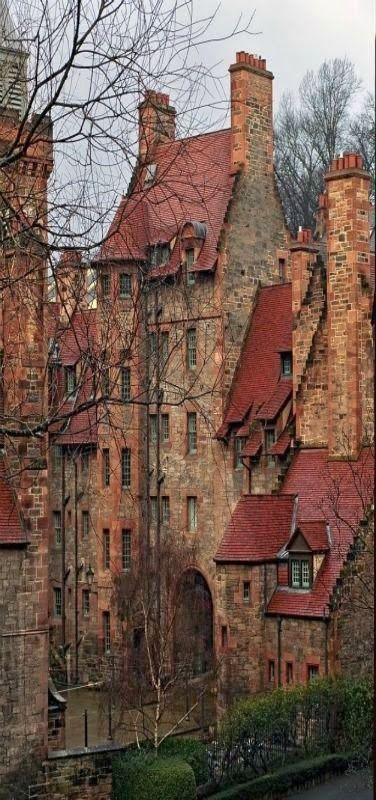 Medival, Эдинбург, Шотландия
