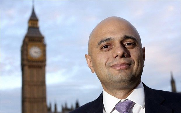 New Business Secretary Sajid Javid to cut £10bn of red-tape to help small business thrive | Telegraph