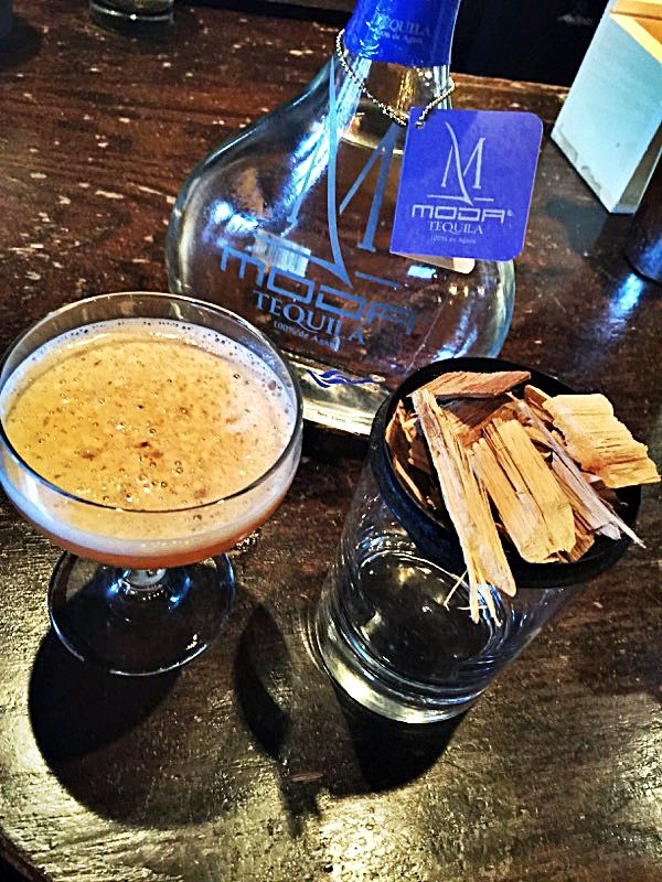 MODA Tequila - Mexican Reviver Cocktail -