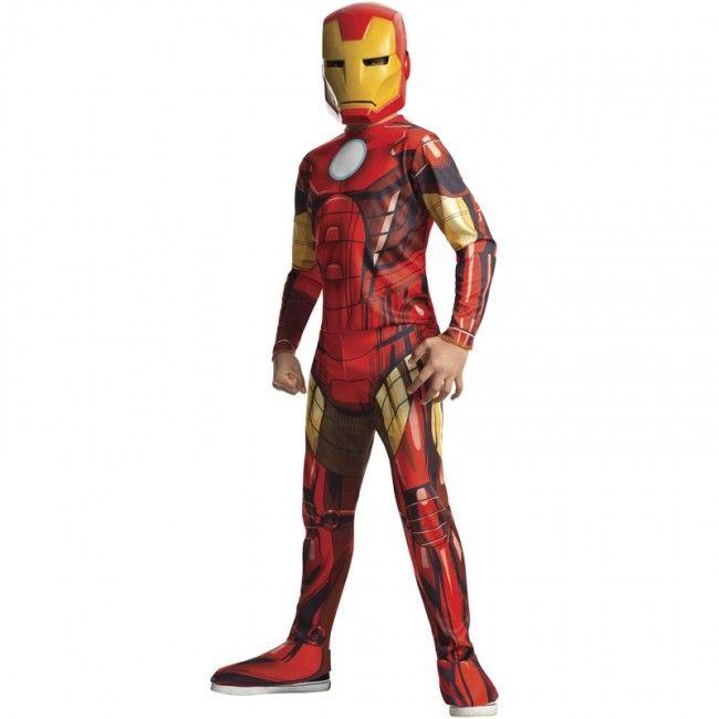 Disfraz de Iron Man Los Vengadores para niño  disfraces  carnaval   novedades2018 a93b593db72
