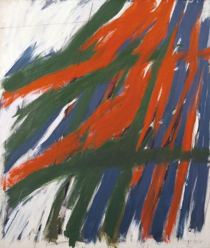 "D Art Exhibition Jbr : Terminusantequem "" jack tworkov american"