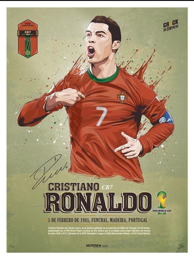 Dünya Kupası yıldız adayları Cristiano Ronaldo