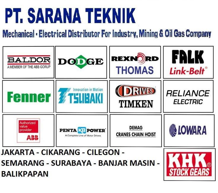 Power transmission part and Drive www.sarana-teknik.com mail; projectsls@ sarana-teknik.com