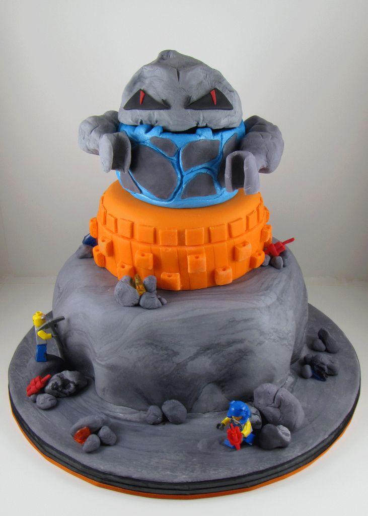 Lego Power Miner Cake By MaimerBaker The Great Company