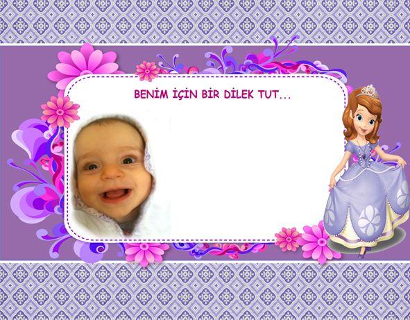 Prenses Sofia Dilek Kartı, Prenses Sofia Temalı Doğum Günü Organizasyonu 1 yaş doğum günü, 2 yaş doğum günü, 3 yaş doğum günü, 4 yaş doğum günü, 5 yaş doğum günü, 6 yaş doğum günü, kız çocuğu doğum günü