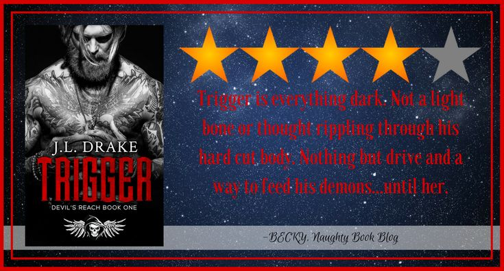 Sale Blitz With Review: Trigger by JL Drake – Naughty Book Blog