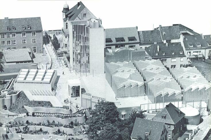 In Mönchengladbach, Hans Hollein's Museum