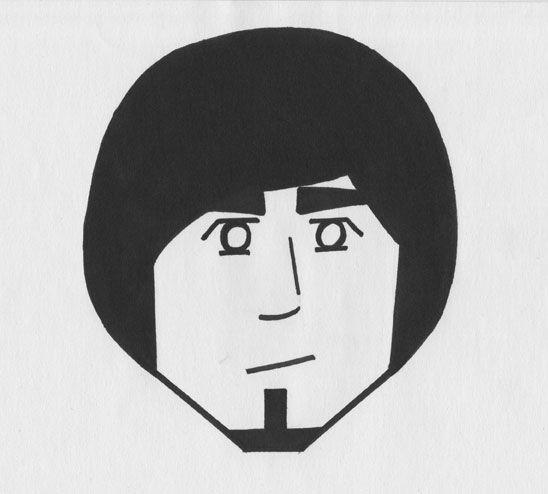 pictogramme d'un visage