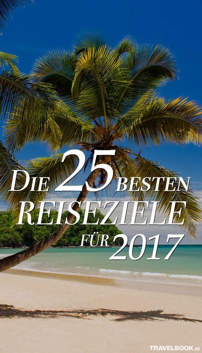 """Das renommierte US-Reisemagazin """"Fodor's"""" hat eine Liste mit traumhaften Orten zusammengestellt, die man 2017 besuchen sollte. Mit dabei sind viele bekannte Destinationen – aber auch ein echtes Überraschungsziel aus Deutschland..."""