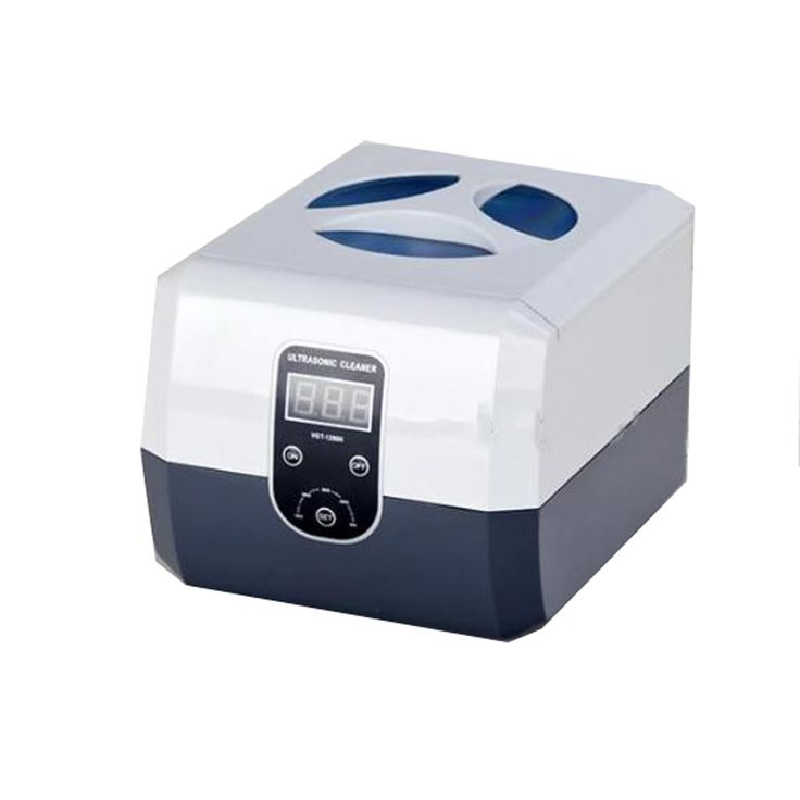 LyncMed Ultrasonic Cleaner Cleaning Machine Stainless Steel Portable Dental Jewelry Watch Cleanser Machine Digital Display #Affiliate