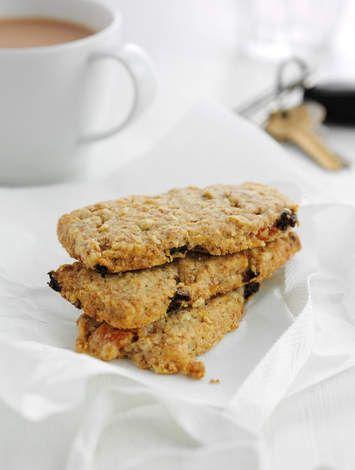 Muesli Breakfast Biscuits