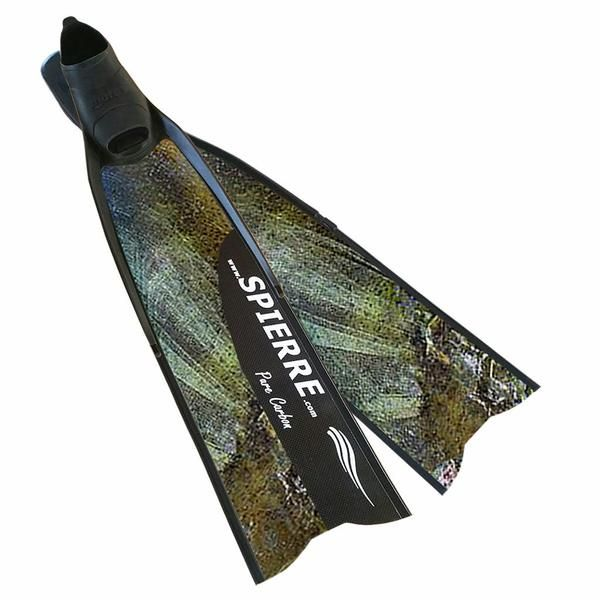 New 3D Pure Carbon Fin Blades - Dorado (Power Range)  #spearfishing #carbonfins