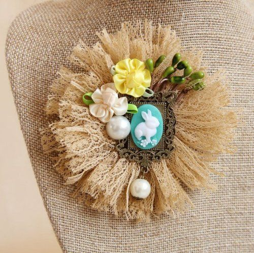 City Block Vintage Rabbit Pearl Blossom Brooch Earrings,http://www.amazon.com/dp/B00ILMWQLU/ref=cm_sw_r_pi_dp_xupltb0RSN5BEZN2