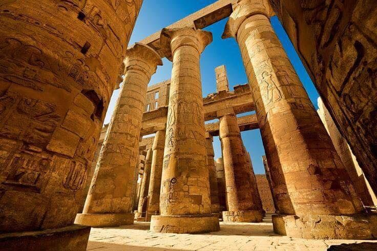 El templo de Karnak, Lugares para visitar en Egipto http://www.espanol.maydoumtravel.com/Tours-De-Un-D%C3%ADa-En-Egipto/6/0/