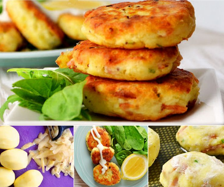 How to DIY Delicious Bacon & Potato Patties | www.FabArtDIY.com LIKE Us on Facebook ==> https://www.facebook.com/FabArtDIY