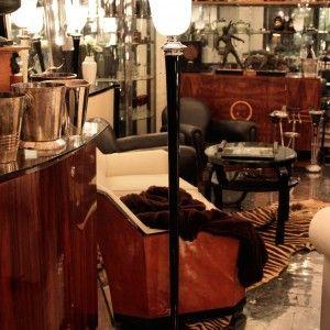 die besten 25 stehlampe antik ideen auf pinterest. Black Bedroom Furniture Sets. Home Design Ideas