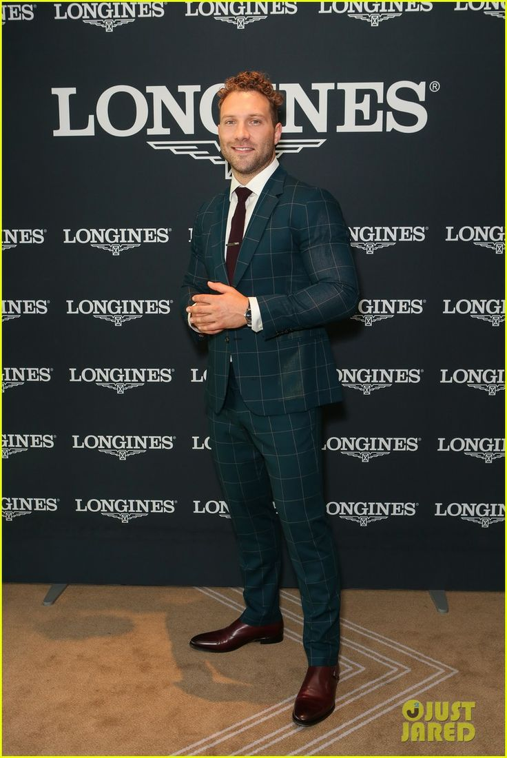 Jai Courtney at the Championships Race Day at Royal Randwick on Saturday (April 8) in Sydney, Australia Just Jared