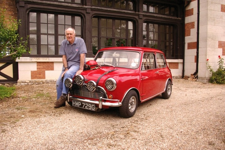 1965 Morris Mini Cooper S With Italian Job Specification Heads to Auction | Inside Line
