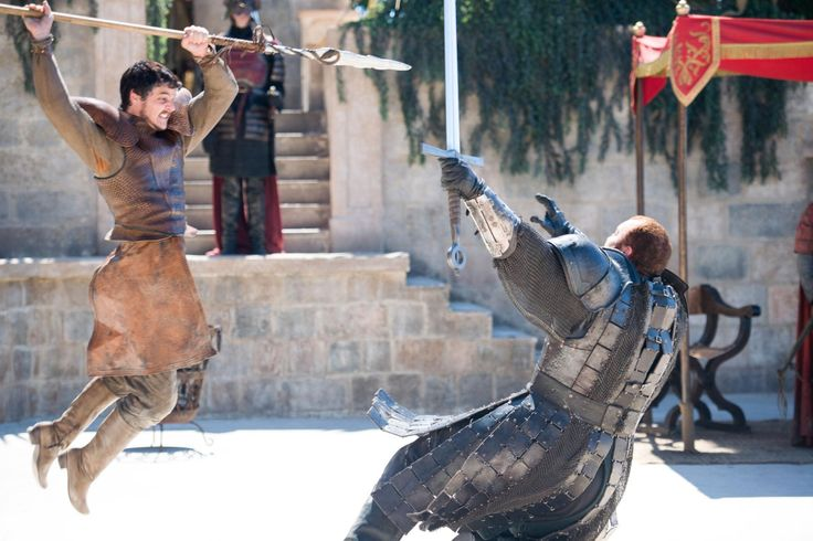 The 'GOT' Red Viper and Mountain Duel, and a History of Medieval ...