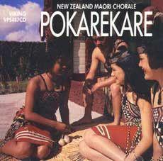 Pōkarekare  (CD)