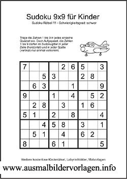 Sudoku FГјr Kinder Online