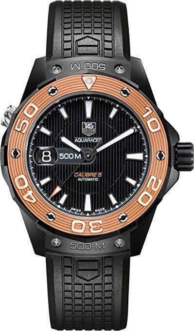 TAG Heuer WAJ2182.FT6015 Aquaracer 500M - Reloj automático