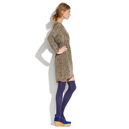 : Platform Silk, Gateh Dresses, Longsleev Dresses, Woman Dresses, Seaglass Prints, Madewell, Silk Gatehous, Long Sleeve Dresses, Gatehous Dresses