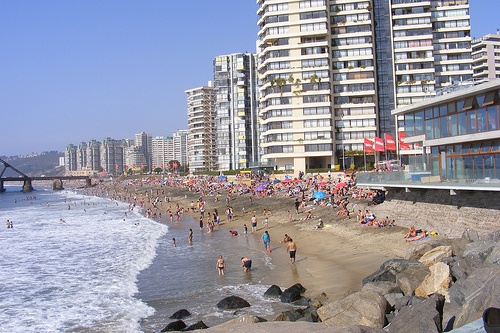 Viña del mar, Chile by CarlosGarrido., via Flickr