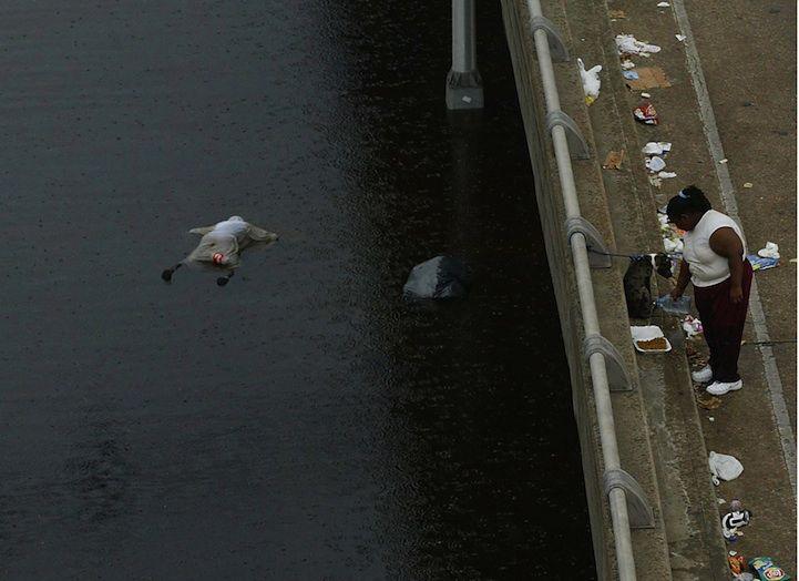 25 Most Haunting Photos from Hurricane Katrina - My Modern Metropolis