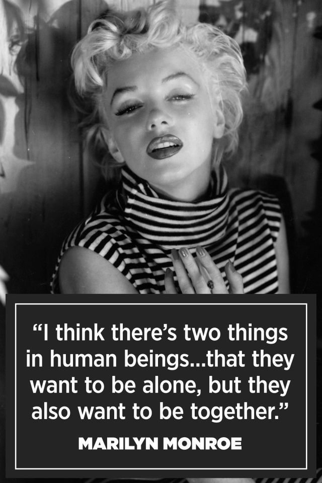 Marilyn Monroe New Years Quotes: 25+ Best Ideas About Marilyn Monroe Sad On Pinterest