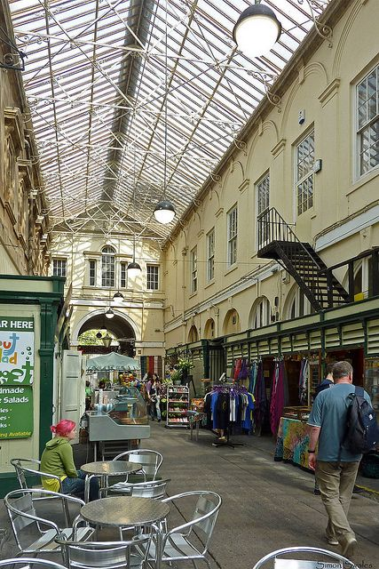 St Nicholas Market, Bristol, England