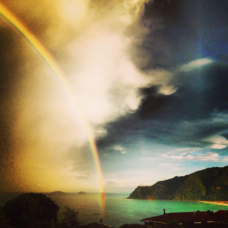 Tairua rainbow