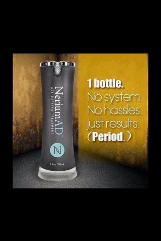 Nerium AD best night cream ever! www.krishansen.nerium.com