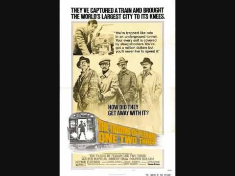 David Shire - The Taking Of Pelham 123 Theme