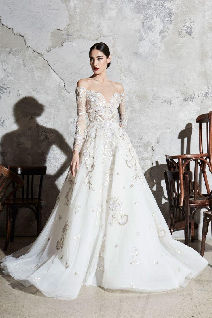 Zuhair Murad Frühjahr/Sommer 17 Bridal - Fashion Shows  Vogue