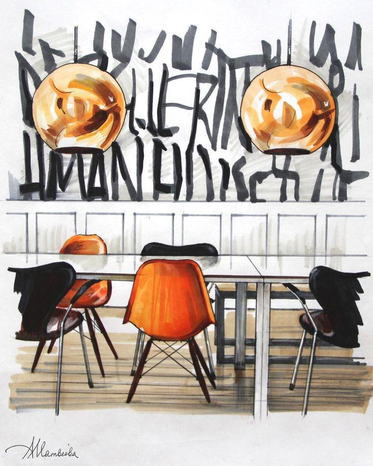 #matveeva_sketch #sketch #sketching #texture #sketchzone #archfolios #interior #sketch_daily #archisketcher #sketch_arq #arquitetapage #sketchmuseum #arqsketch #arq_sketch  #nawden  #arch_cad #arch_grap #alvindrafting #arch_sketch #arquisemteta #handrendering #marker #copic #tehran_arch #bestsketch #drawuroom #architectsofinsta  #topcreator #interiorssketch