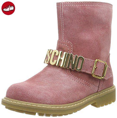Moschino Baby Mädchen 25897 Lauflernschuhe, Pink (rosa_9116), 27 EU (*Partner-Link)
