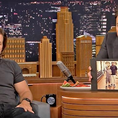 Movies: Mark Wahlberg says he's working on a movie with LeBron James (and it's not Space Jam 2)