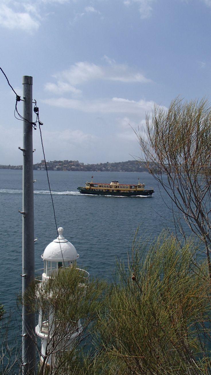 Robertson Point, Sydney Harbour
