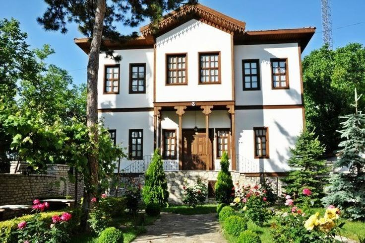 The Safranbolu House