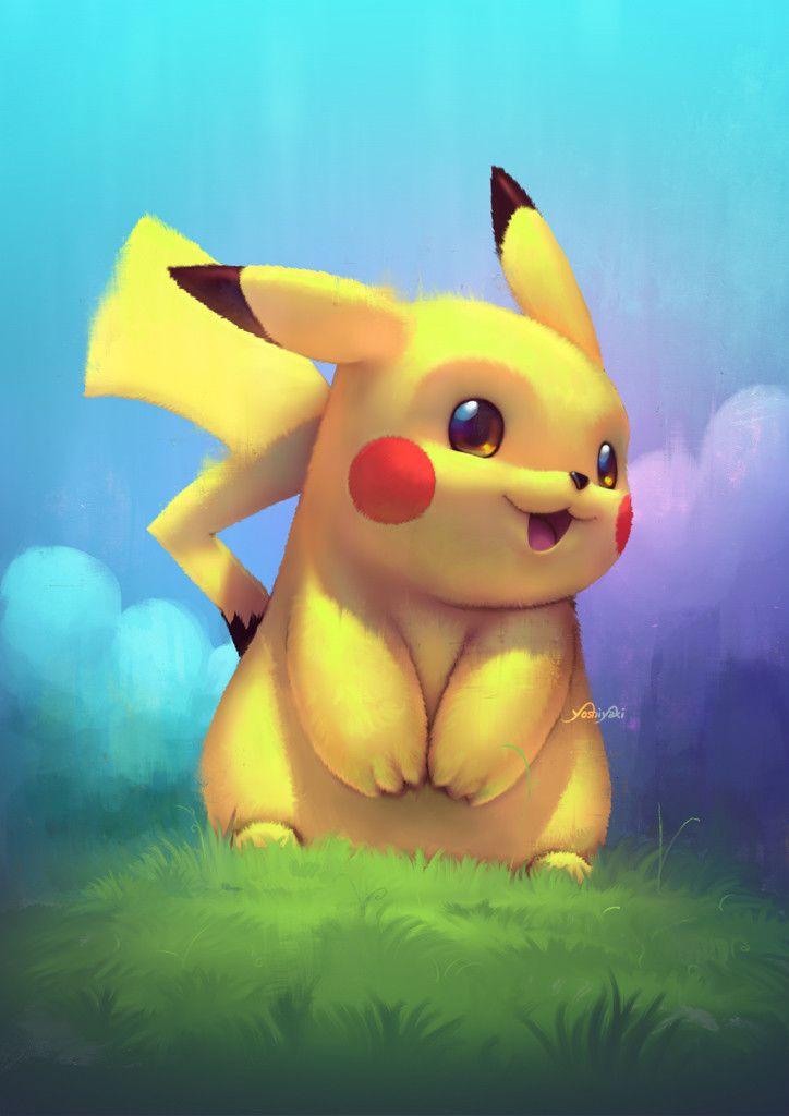 Artstation pokemon fanart cassio yoshiyaki - Images pikachu ...