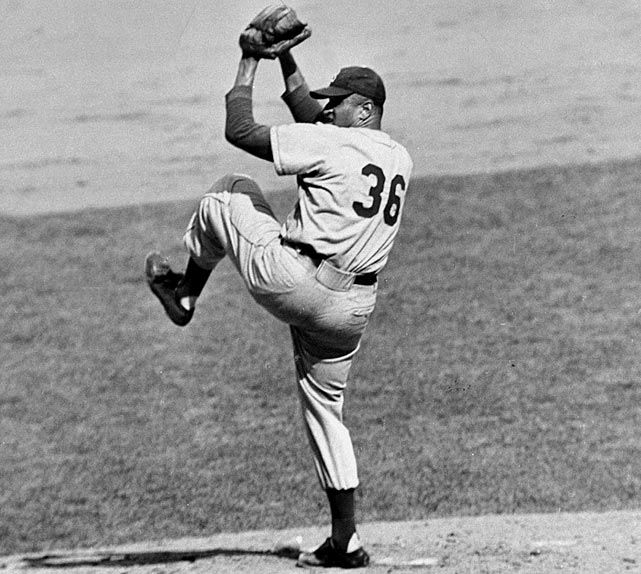 The first Cy Young was awarded to Don Newcombe of the Brooklyn Dodgers for his 27-7 record in 1956. Until 2011 when Tigers Pitcher Justin Verlander did it, Newcombe was the only baseball player to have won the Rookie of the Year, Most Valuable Player and Cy Young awards in his career. In 1949, he became the first black pitcher to start a World Series game.  Newcombe compiled a career average of .271 with 15 home runs and was used as a pinch hitter. Sadly, alcoholism caused his career to…