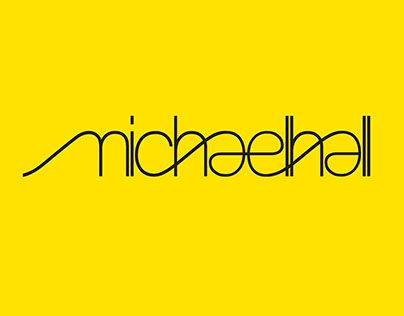 """Check out new work on my @Behance portfolio: """"Brandmark for seascape photographer, Michael Hall"""" http://on.be.net/1Mii3vy"""
