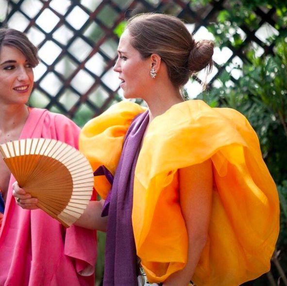 #fashion #mode #style #design #designer #invitada #icon #beauty #muse #icon #glamour #glam #elegance #vestido #novias #noviasconestilo #wedding #madrid #spain #isabelito #paris #la #dubai #invitadaboda #custommade #handmade #weddingguest #invitada #vestido #invitadasconestilo
