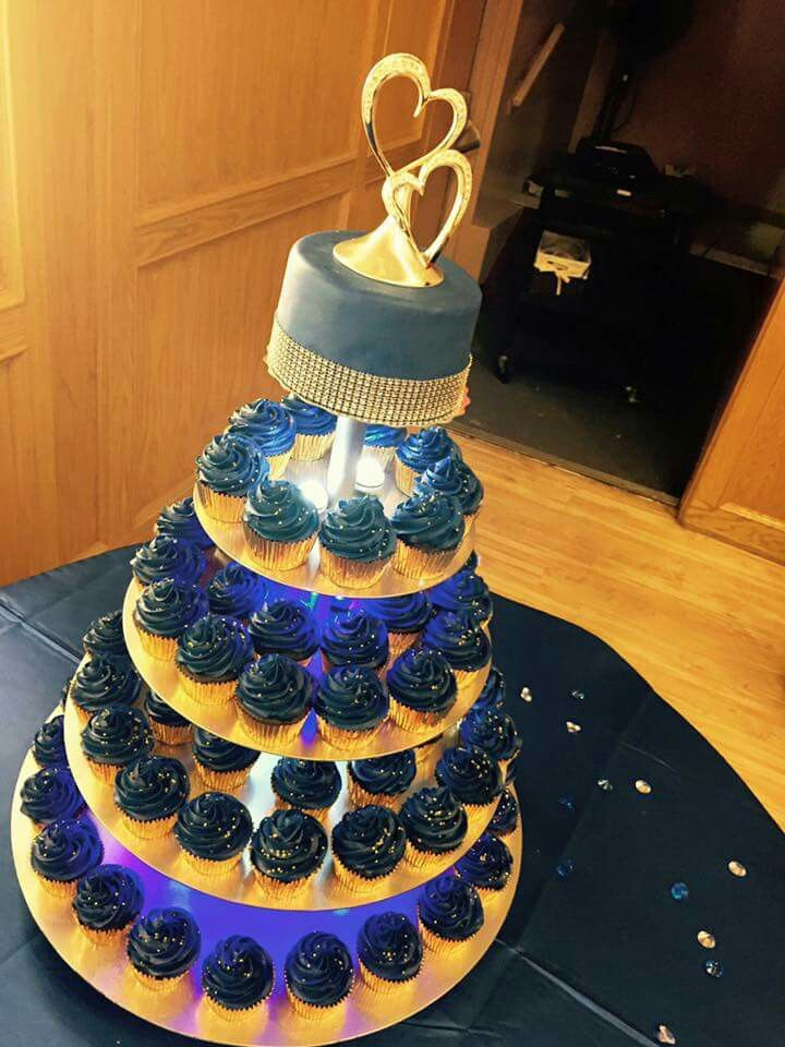 Maggie's wedding cake
