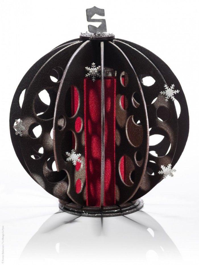 Rêver... Bûche Sphère de Noël au Shangri-La