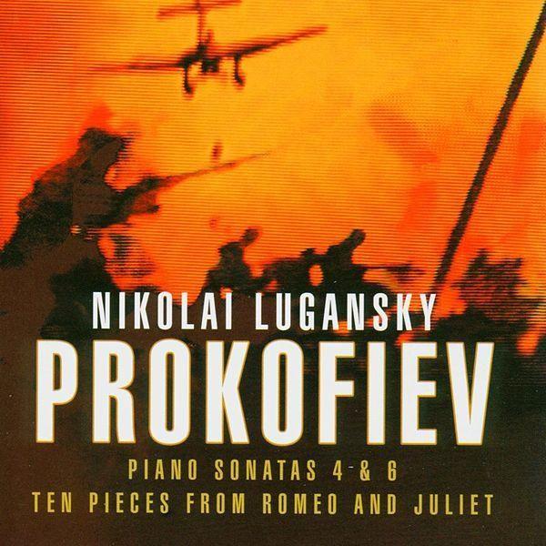 """De álbum """"Prokofiev : Piano Sonata No.6"""" del Nikolai Lugansky en Napster"""