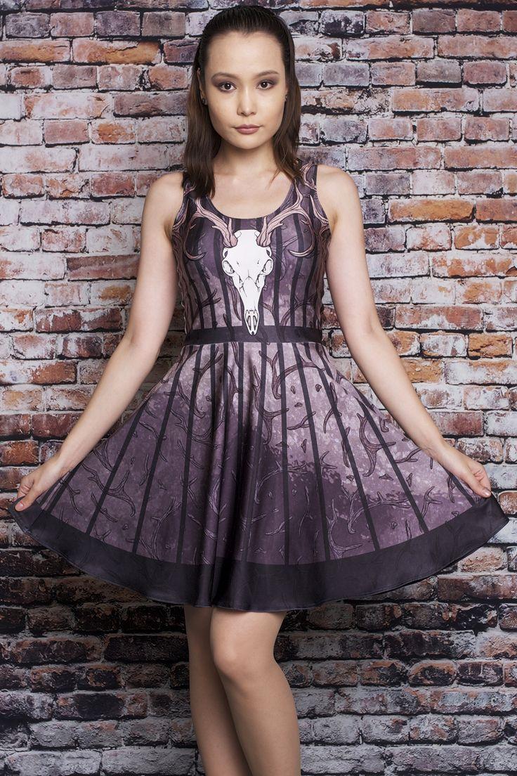 Dustbowl Skater Dress - $79.00 AUD